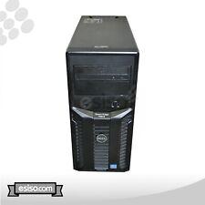 DELL POWEREDGE T110 II BAREBONE TOWER W/ HEATSINK PSU NO RAM NO HDD
