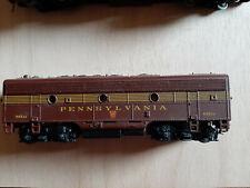 H0 Athearn US-Diesel EMD F7B PRR #9551a (Blue Box)