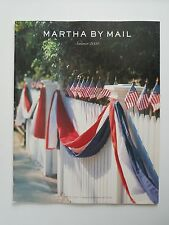 Martha Stewart By Mail Summer 2000 Catalog Decorations Beach Pink Glass Baby