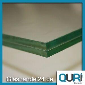 VSG Glas 8 mm 0,76 Folie klar ,Verbundglas, Überdachung