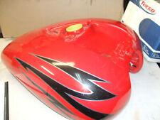 Honda VTX gas tank new vtx1800 red tribal 1800 fuel