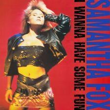 Samantha Fox - I Wanna Have Some Fun [New CD] UK - Import