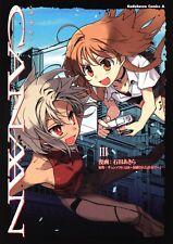 Canaan Manga 3 Akira Ishida Type-Moon Japan Book