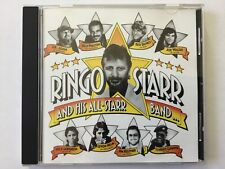 Ringo Starr and His All-Starr Band 1990 CD Joe Walsh Clarence Clemons MINT