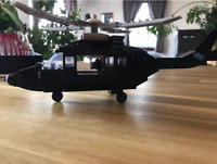 Helicopters Military & 2 Minifigures Special Rescue Police LeGo MOC Toys Hot