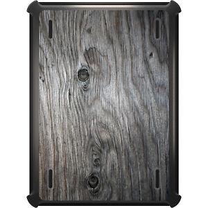 OtterBox Defender for iPad Pro / Air / Mini -  Grey Weathered Wood Grain
