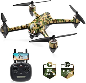 SNAPTAIN SP700 GPS RTH 5G WiFi FPV RC Drone 2K Camera Live Video App NIB