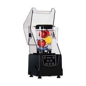 Professional Blender with Sound enclosure 1.0 litre 1500W