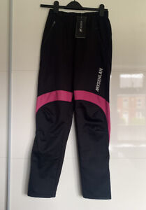 MYSENLAN Womens Cycling Performance Activewear Trousers Size Large - BNWT