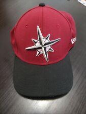 Mariners Turn Ahead The Clock New Era 39/30 stretch fit cap
