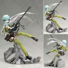 Anime Figure Toy Sword Art Online Phantom Bullet Figurine 22cm C