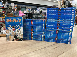 ONE PIECE manga star comics SEQUENZA completa 1/41 + 43,45,49