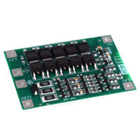 3S 40A Bms 11.1V 12.6V 18650 Lithium Battery Protection Board with Balanced Q4P5