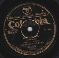 Ted Lewis Or on 78 rpm Columbia 1313D: Mary Ann/Cobblestones; Condition V; 1928