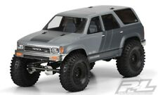 "Pro-Line 1991 Toyota 4Runner 12.3"" Rock Crawler Body (Clear) (SCX10)  PRO3481-00"