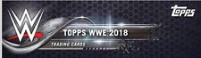 2018 Topps WWE Set #1-100 Plus Evolution #E1-E50 - ROCK, UNDERTAKER, HHH, PAIGE