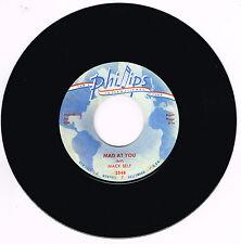 MACK SELF - MAD AT YOU / WILLIE BROWN (Killer 1950s ROCKABILLY Bopper) SUN Label