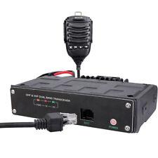 Bluetooth Mobilgerät Radio Retevis RT99 GPS Dual Band IP67 Wasserdicht FM Radio