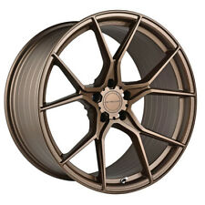 "20"" STANCE SF07 FORGED BRONZE CONCAVE WHEELS RIMS FITS CHEVROLET CAMARO"