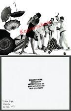 Diana Rigg Nylons barfuß Karate Carl Wiedmeier München Avengers James Bond 1969
