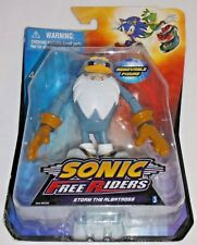 JAZWARES SEGA Game SONIC HEDGEHOG Free Riders - STORM ALBATROSS Poseable Figure