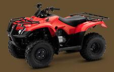 Brand New 2005-2016 Honda TRX250 Recon ATV Genuine Honda Complete Seat