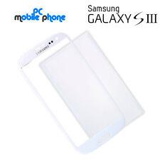 Cristal tactil pantalla Samsung Galaxy S3 i9300 i9305 BLANCO + Lamina cola OCA
