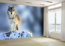 Wolf Wallpaper Mural Photo animal 6541217 premium paper