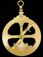 Antique Mariner's Astrolabe
