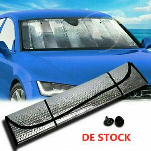 Universal Sonnenschutztuch Sonnenblende Auto Frontscheibe UV Schutz
