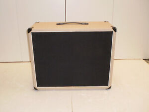 "Guitar Speaker Cabinet Empty 2-10"" Vintage Styling"