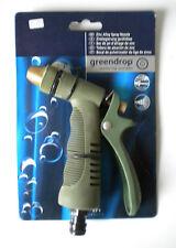 Pistola irrigazione in metallo zincato Nuova della Greendrop sottocosto