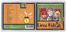 Cd PICCOLO CORO DELL'ANTONIANO Lo Zecchino d'oro Vol. 1 LINEA KIDS 2002