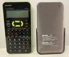 Sharp Advanced D.A.L. El-531X Scientific Calculator Tested - Working W/Case