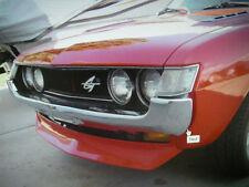 Toyota Celica Coupe Fiberglass Front Spoiler For 1971, 1972, 1973, 1974 (139)