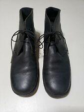 5946b53e8 Николь черные кожаные женские тара ботильоны на шнуровке размер 6 м 6 м