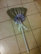 African Jumping Broom for Your Wedding -- Jump The Broom