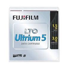 20 Pack Fuji 16008030 LTO5 Data Cartridge 3TB Storage Capacity (NEW)