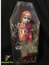 Mezco Living Dead Dolls Walpurgis 2015 NYCC Exclusive LDD Variant