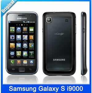 """4.0"""" Samsung Galaxy S i9000 Mobile Phone GPS Original Touch screen WIFI Android"""
