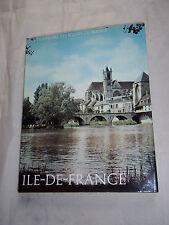 """""""DICTIONNAIRE DES EGLISES DE FRANCE - ILE-DE-FRANCE"""" (1968) R. LAFFONT"""