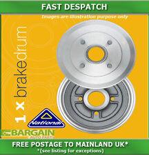 1 X REAR BRAKE DRUM FOR FIAT SEICENTO 0.0 01/1999 - 01/2010 4459
