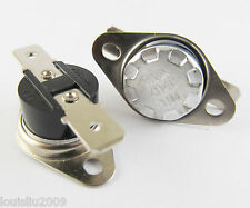 10pcs Temperature Control Switch Thermostat 5°C N.O.