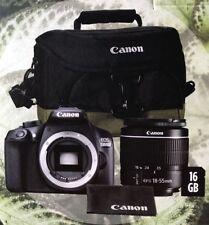 Canon EOS 1300D & EF-S 18-55mm DC Starter Kit