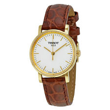Tissot Everytime White Dial Ladies Watch T109.210.36.031.00