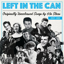 Various Artists : Left in the Can 1960-1969 CD (2017) ***NEW***