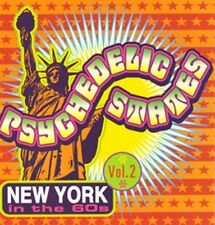 VA Psychedelic States - New York In The 60s Vol. 2, CD Neu