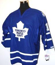 Toronto Maple Leafs Authentic CCM  Vintage NHL Hockey Jersey  #1 Raycroft   XL