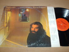 Kenny Loggins - Night Watch - LP Record   VG+ G+