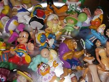 Lot 30 smurf Disney vtg Strawberry Shortcake doll PVC figures Cabbage Patch Kids